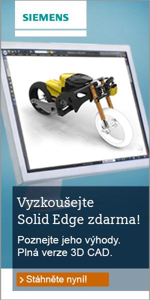 SIEMENS - SolidEdge zdarma