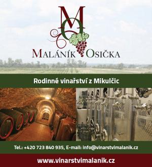 Vinařství Malanik