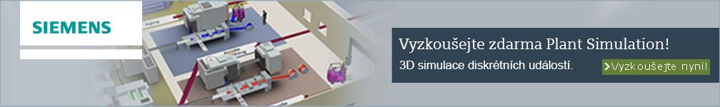 SIEMENS Plant Simulation (21. t)