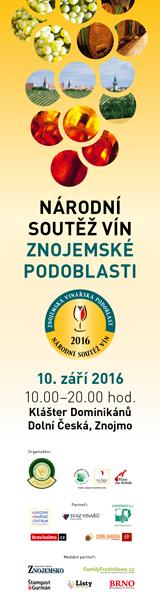 Národní soutěž vín Znojemská vinařská podoblast