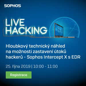 SOPHOS - hacking webinar 2