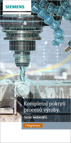SIEMENS - webinář Kompletní pokrytí procesů výroby